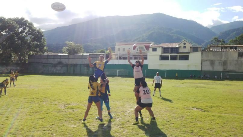 III Válida Nacional Rugby Sevens Femenino