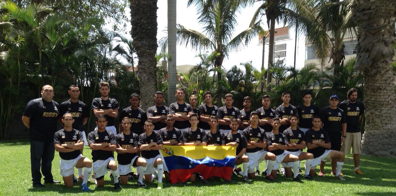 Feverugby Sudamericano de Rugby Sub18