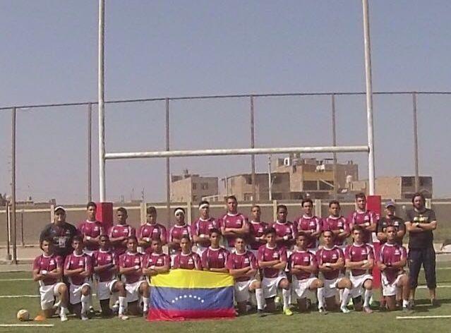 Sudamericano de Rugby Sub18 Venezuela Feverugby