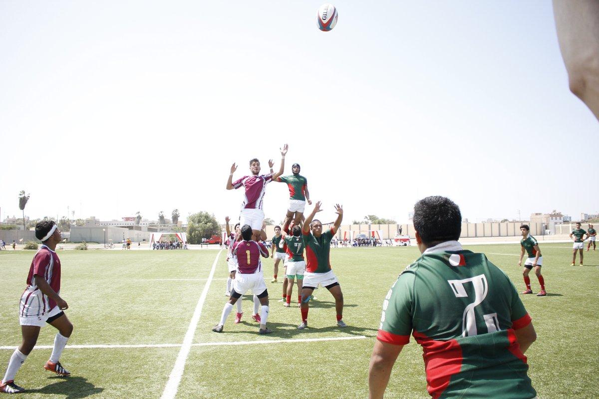 Sudamericano sub18 Rugby