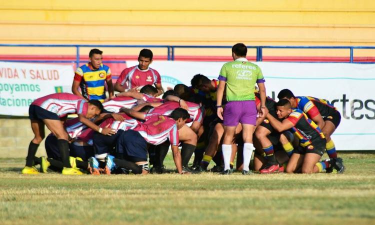 Selección de rugby de Venezuela con la mira puesta en los CAC de Barraquilla 2018