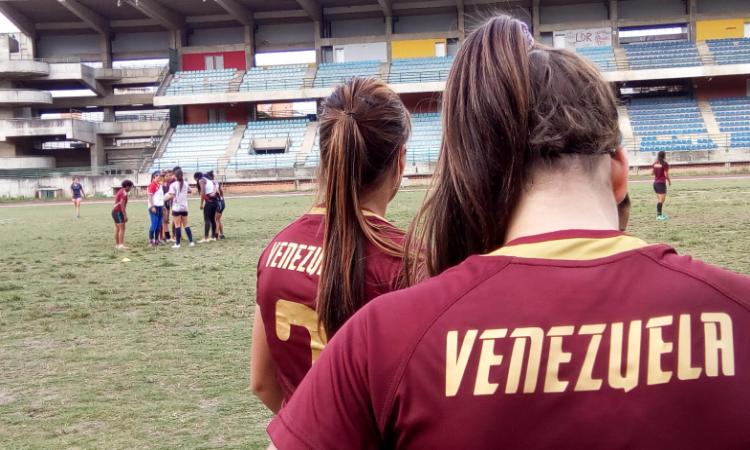 Selección femenina de rugby seven rumbo a CAC de Barranquilla 2018