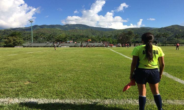 Foto-Yermania-Benitez-Arbitro-Paola-Aguey